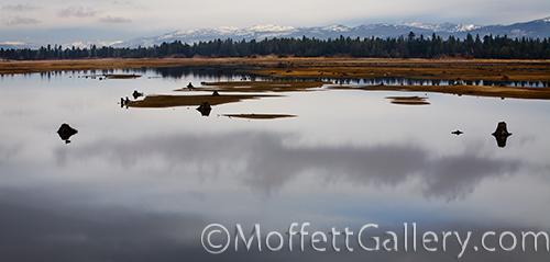 Reflections, Lake Cascade