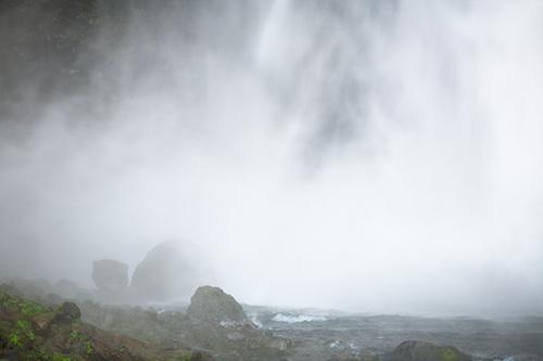 Splash Zone, Multnomah Falls